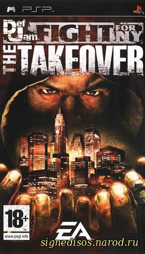 Def Jam: Fight for NY - The Takeover