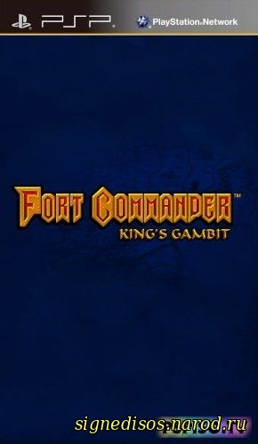 Fort Commander: King's Gambit