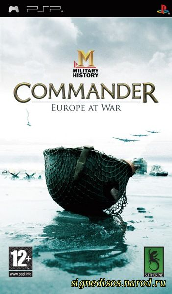 Military History Commander: Europe at War