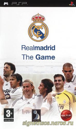 Real Madrid-The Game