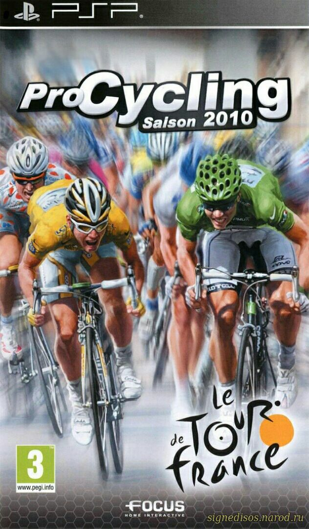 Pro Cycling Season 2010-Le Tour De France